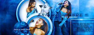 Portada Ariana Grande by PauObrienEditions
