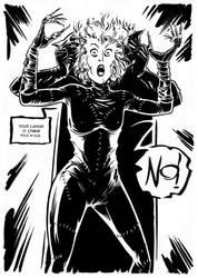 Batman Returns Catwoman 408 by djmpaz