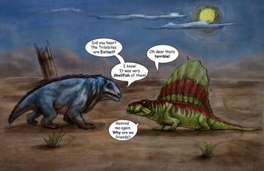 Permian 2: Trilobites by Brainwronged