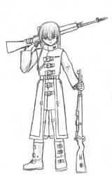 State Alchemist Thrie by thriethetiger