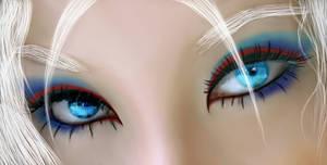 Winter Eyes by Verithia
