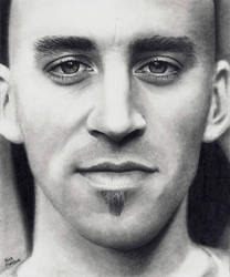 Tyrone Wells - Musician by Doctor-Pencil