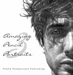 My drawing published in Amazing Pencil Portraits 3 by Doctor-Pencil