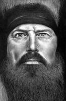 JaseDuck Dynasty - Jase Robertson by Doctor-Pencil