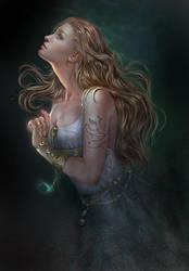 Genie Rising by nyankola