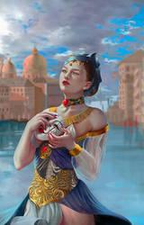 Lucid Dreaming by nyankola