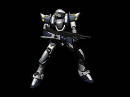ARX-7 Rendered by Illsteir