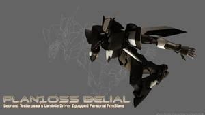 Plan1055 Belial -rendered- by Illsteir