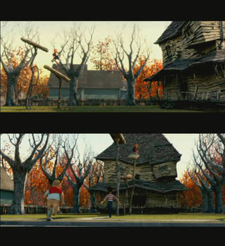 House:  Monster House by dw78nov