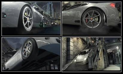 Hankook Tires Commercial by dw78nov