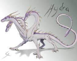 Hydra by Jeremy-Burner