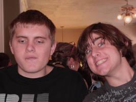 Me and Josh by Jeremy-Burner