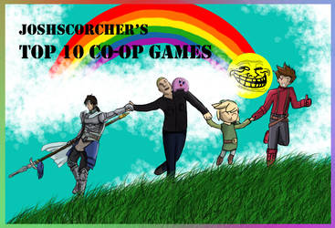 top ten co-op games by Jeremy-Burner