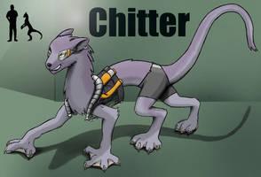 Chitter by Jeremy-Burner