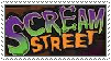 (Request) Scream Street fan stamp by MarioSonicPeace