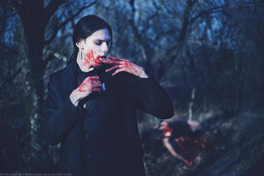 These Woods Breathe Evil II by GothicNarcissus