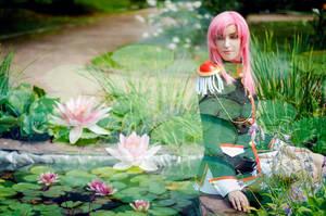 Sunlit Garden #07 by Utena-Lina