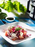 Summer Salad by Bigpanther