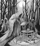 Return To The Ancient Cults by DARK-NECRODEVOURER