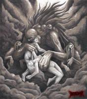 The Graeae by DARK-NECRODEVOURER