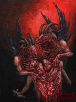 Your Suffering Will Be Legendary... by DARK-NECRODEVOURER