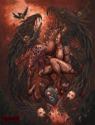 Malevolent Morbid Scavengers by DARK-NECRODEVOURER