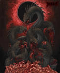 Aeons Blackened by Atrocious Jaws by DARK-NECRODEVOURER
