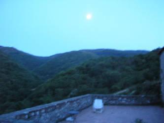 Pujol d'Adalt 7: Full Moon by tonymec