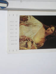 Old calendar by tonymec
