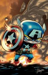 Lil Cap by JJKirby