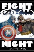 CAP vs BATS by JJKirby
