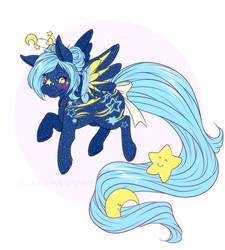 tiny space princess by suzanami