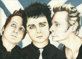 Green Day by BornCrazy7189