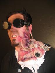 Steampunk Parasite by cigneutron
