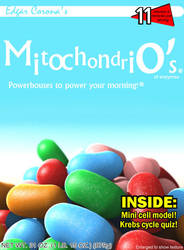 Mitochondrio's by Mitochondrial-Love