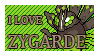 #718 - Zygarde Stamp by MrDarkBB