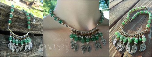 'Natures Best' Necklace by DOC-Ash1391