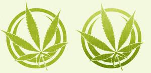 Marijuana Logo by Aaronl8n