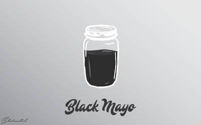 BlackMayo by Sh1rwatel