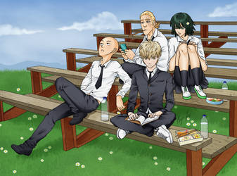OPM: Daisy Chains by daughterofMyou