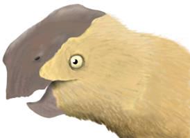 Huanansaurus ganzhouensis by LeviBernardo13