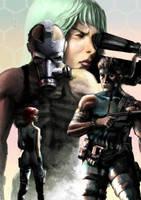 Metal Gear Solid by Zlatolin