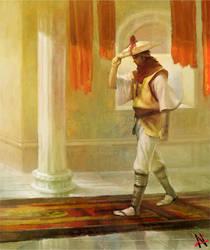 The Messenger by Zlatolin