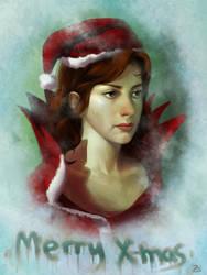 Merry X-mas by Zlatolin