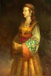 My queen by Zlatolin