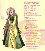 PnD: Fluttershy by RobD2003