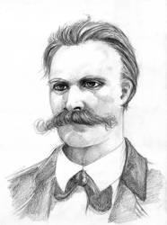 Nietzsche by Hikaru-Fer