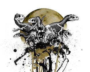 Jurassic by modernlifeisandy