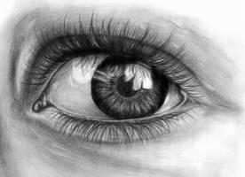 An eye by kristina323