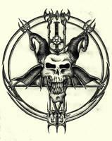 Pentagram by kristina323
